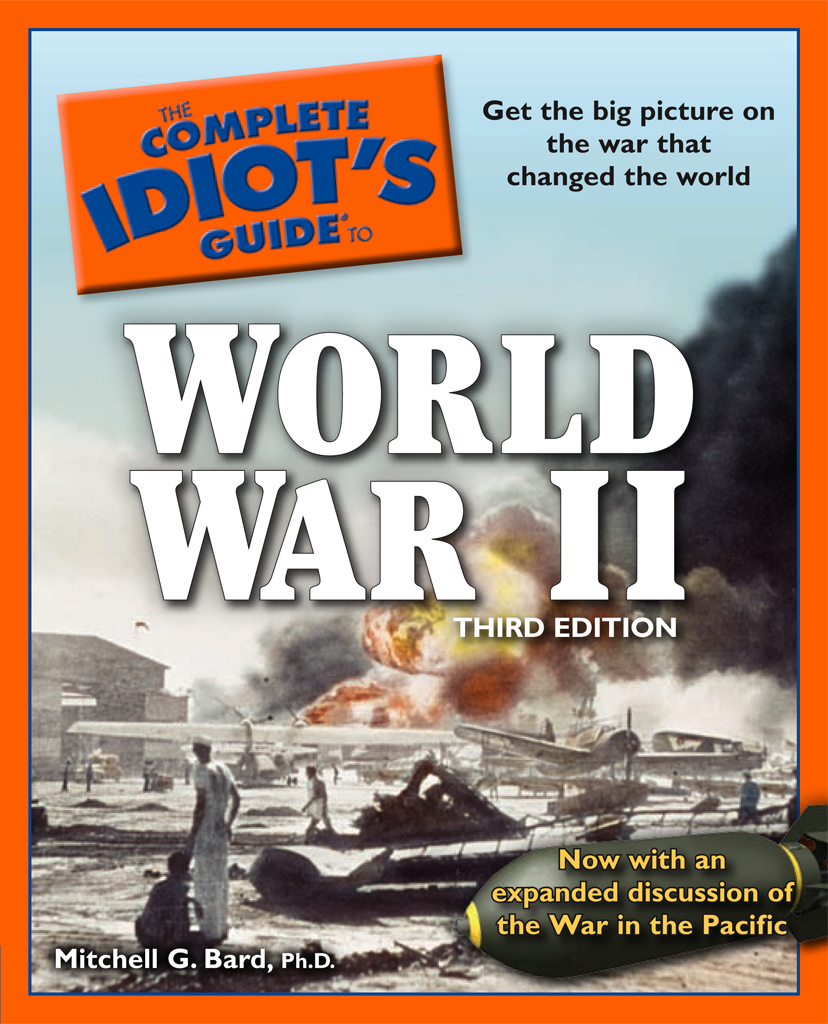 Idiot's Guide to WWII